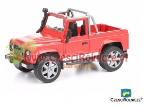 BRUDER 02591 LAND ROVER DEFENDER