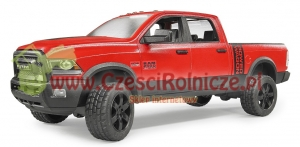 BRUDER Dodge RAM  Power Wagon  02500